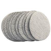 Draper 48203 50mm aluminium oxide sanding disc 600 grit for 47617
