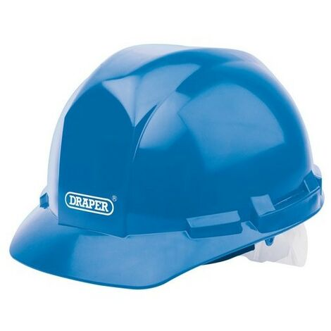 Draper 51140 Blue Safety Helmet to EN397