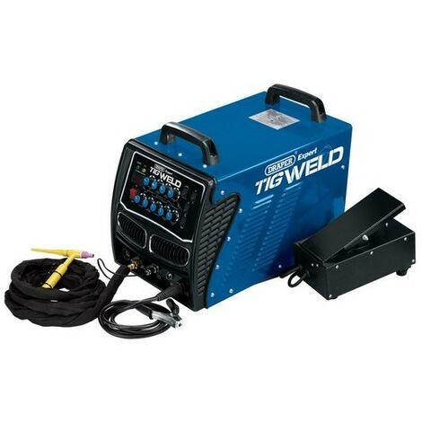 Draper 51499 Expert 160A 230V TIG HF Welder