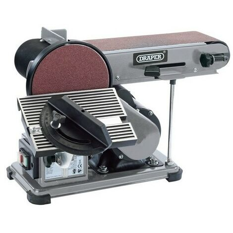 Draper 53005 300W 230V Belt and Disc Sander