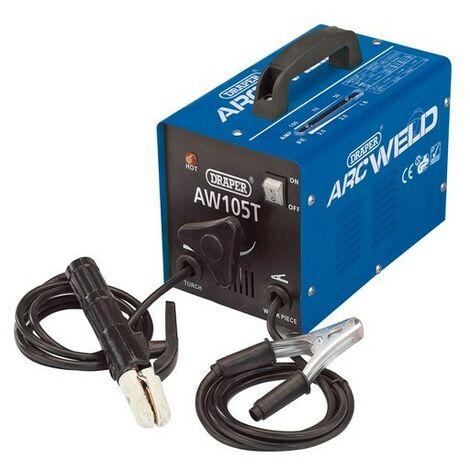 Draper 53082 100A 230V Turbo Arc Welder