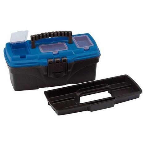 Draper 53875 315mm Tool/Organiser Box with Tote Tray