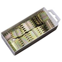 Draper 54252 Box of 25 Comb Scutches for 22441 Scutch Holding Chisels/Hammers