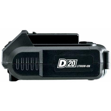 DRAPER 55887 - D20 20V Li-ion Battery, 2.0Ah