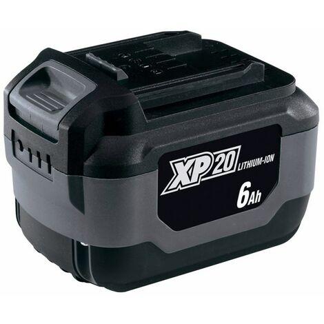 DRAPER 56333 - XP20 20V Li-ion Battery, 6.0Ah
