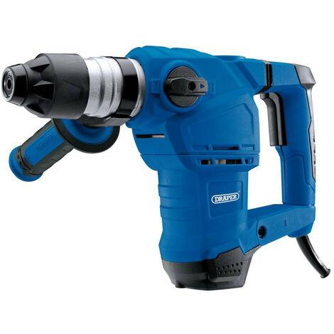 Draper 56404 3-Mode SDS+ Rotary Hammer Drill 1500W 230V