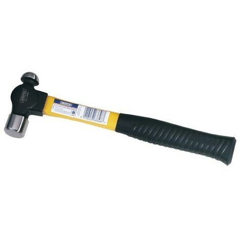 Draper 63348 Expert 450G (16oz) Fibreglass Shafted Ball Pein Hammer