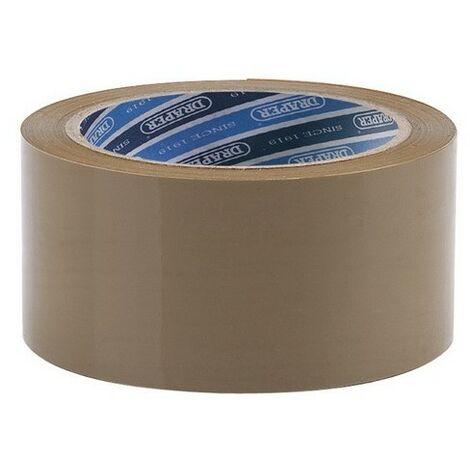 Draper 63388 66M x 50mm Packing Tape Roll