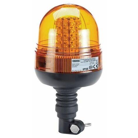 Draper 63882 12/24V Flexible Spigot Base LED Beacon