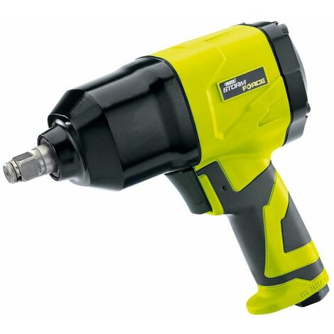 """DRAPER 65017 - Draper Storm Force® Air Impact Wrench with Composite Body (1/2"""" Sq. Dr.)"""