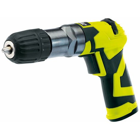 Draper 65138 Storm Force Composite 10mm Reversible Air Drill With Keyless Chuck