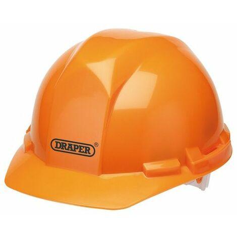 Draper 65705 Orange Safety Helmet to EN397