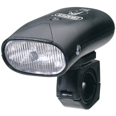 Draper 69203 Krypton Bicycle Light 1.8W (2x C Batteries Required)