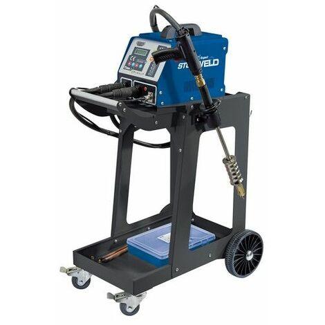 Draper 71106 Stud Welder and Trolley Kit (3100A)