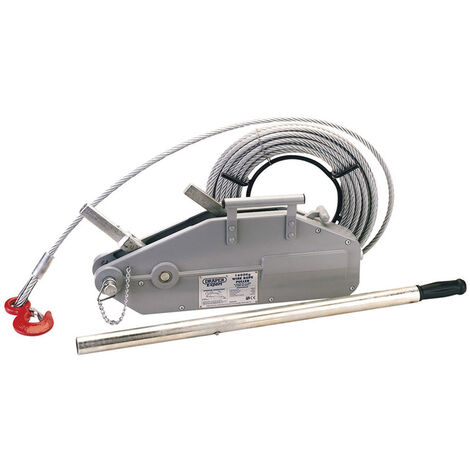 Draper 71208 Wire Rope Puller (1600kg)
