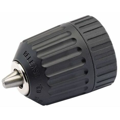 "Draper 75281 3/8"" x 24UNF Keyless Chuck (10mm Capacity)"