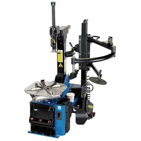Draper 78612 Semi Automatic Tyre Changer with Assist Arm