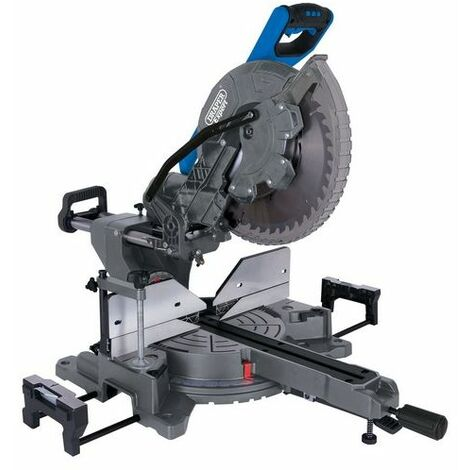 Draper 79901 305mm Double Bevel Sliding Compound Mitre Saw (2000W)