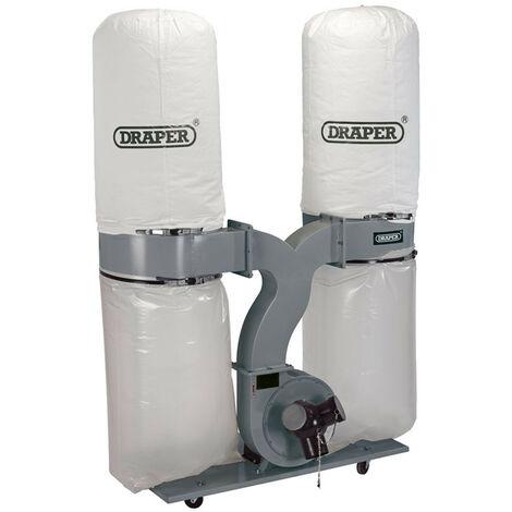 Draper 80947 300L Portable Dust/Chip Extractor (2200W)