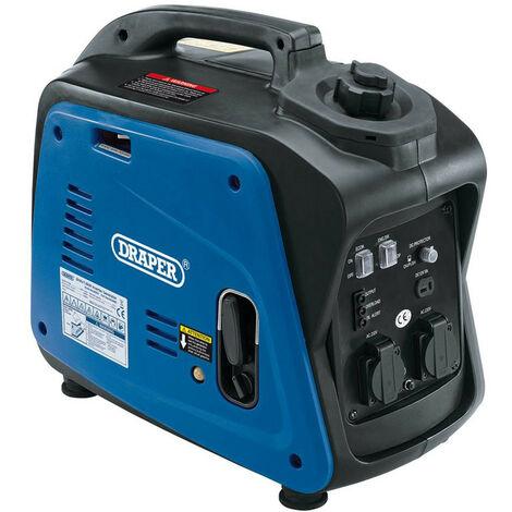 Draper 80956 Draper 1.6kW Petrol Inverter Generator