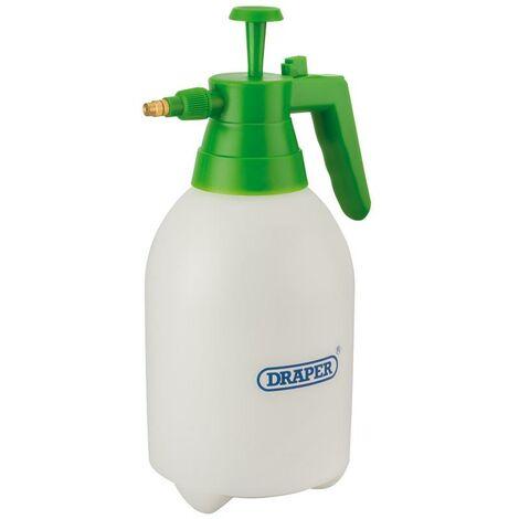 Draper 82467 2.5L Pressure Sprayer Garden Plant Watering Pesticide Weed Killer