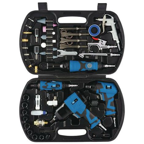 Draper 83431 Draper Storm Force Air Tool Kit (68 Piece)