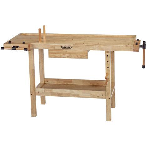 Draper 83440 Carpenters Workbench (1520 x 620 x 855mm)