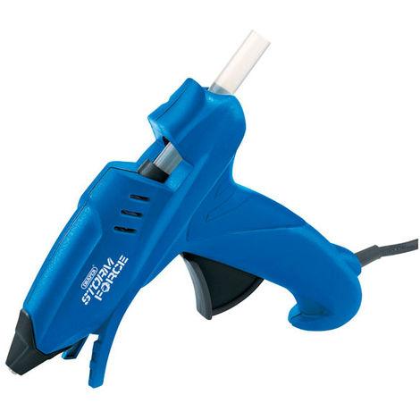 Draper 83660 Storm Force Glue Gun with Six Glue Sticks 100W