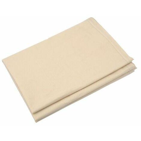 Draper 83714 3.6 x 2.7M Laminated Cotton Dust Sheet
