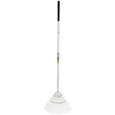 Draper 83764 Stainless Steel Soft Grip Lawn Rake