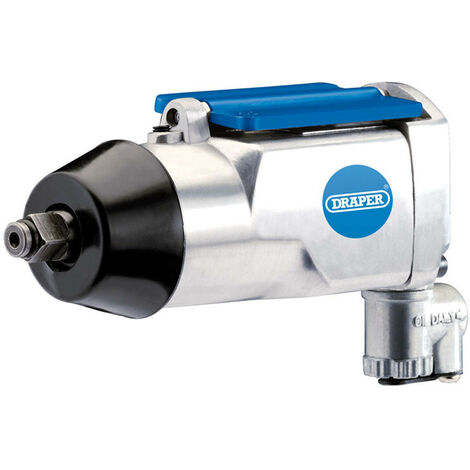 """Draper 84120 Butterfly Type Air Impact Wrench (3/8"""" Sq. Dr.)"""
