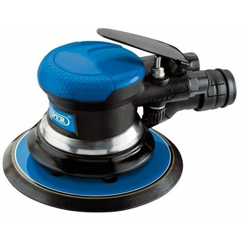 Draper 84125 Dual Action Air Sander (150mm)