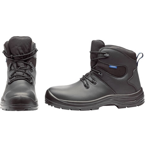 Waterproof Safety Boots Size 8 (S3-SRC)