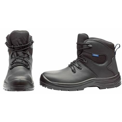 Draper 85981 Waterproof Safety Boots Size 10 (S3-SRC)