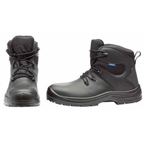 Draper 85983 Waterproof Safety Boots Size 12 (S3-SRC)