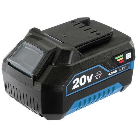 Draper 89433 Draper Storm Force 20V Li-ion Battery (4.0Ah)