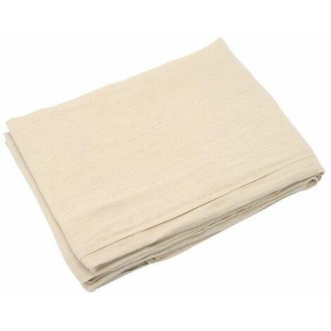 Draper 89839 3.6 x 2.7M Lightweight Cotton Dust Sheet