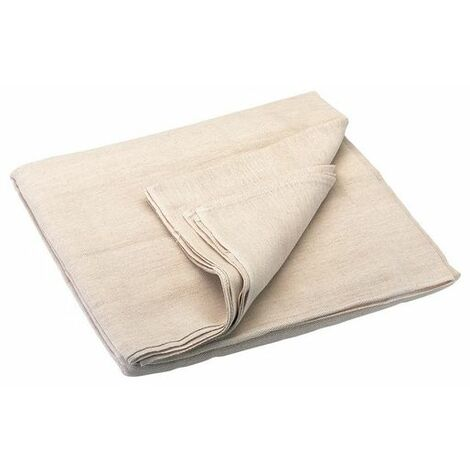 Draper 89914 3.6 x 2.7M Cotton Dust Sheet