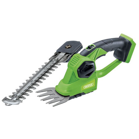 """main image of """"Draper 98505 D20 20V 2-in-1 Grass and Hedge Trimmer - Bare"""""""