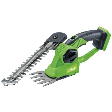 """main image of """"DRAPER 98505 - D20 20V 2-in-1 Grass and Hedge Trimmer � Bare"""""""