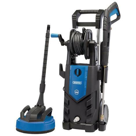 Draper 98678 165bar Pressure Washer 2100W 230V