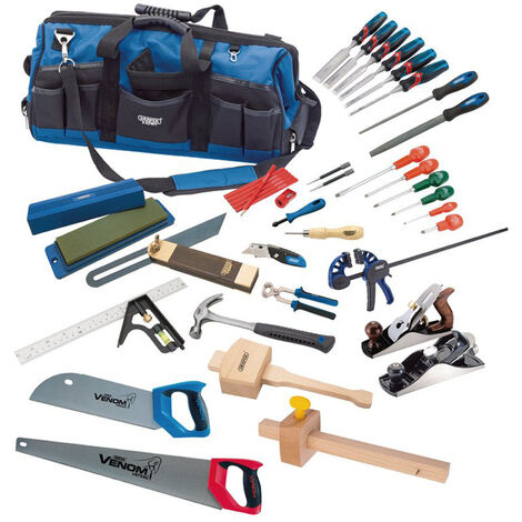 Draper 99242 Carpenter/Joiner Hand Tool Kit