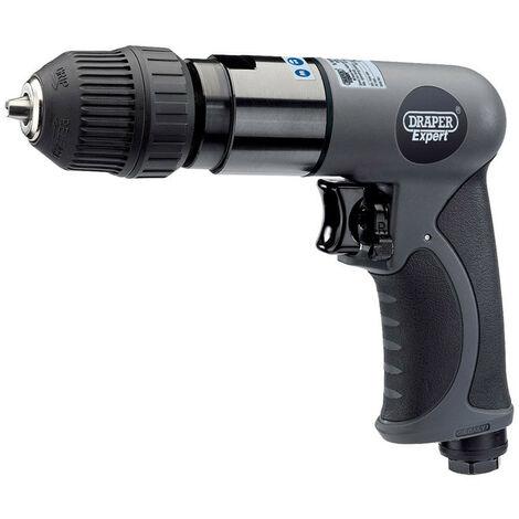 Draper Expert 14258 Composite Reversible Keyless Air Drill (10mm)