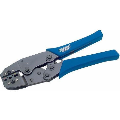 Draper Expert 35574 220mm Ratchet Action Terminal Crimping Tool