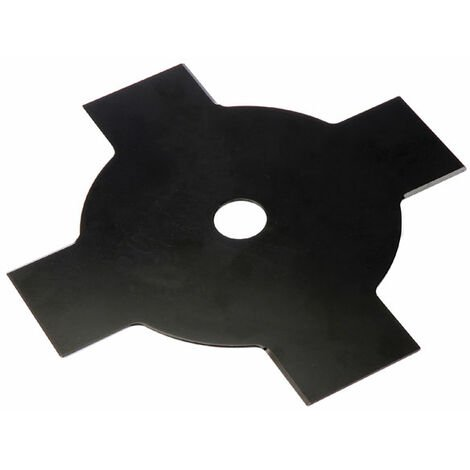 Draper Expert 45765 Replacement 230mm Four Tooth Blade for Petrol Brush Cutters