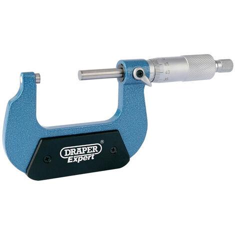 """main image of """"Draper Expert 46604 Metric External Micrometer - 25-50mm"""""""