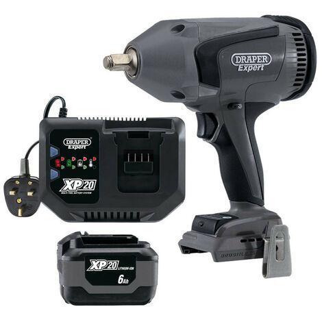 """Draper Expert 94080 XP20 1/2"""" Impact Wrench Kit"""