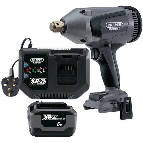 """Draper Expert 94081 XP20 3/4"""" Impact Wrench Kit"""