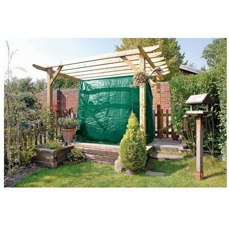 DRAPER GARDEN SWING SEAT HAMMOCK WATERPROOF COVER 2 OR 3 SEATER