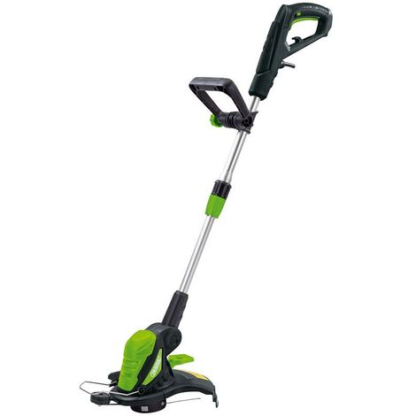 Draper Grass Trimmer with Double Line Feed 550w